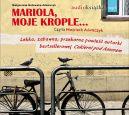 Okładka ksiązki - Mariola, moje krople. Audiobook