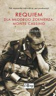 Okładka książki - Requiem dla młodego żołnierza. Monte Cassino