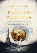 Okładka ksiązki - Paryska wendeta