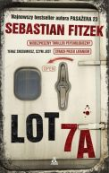 Okładka książki - Lot 7A