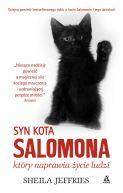 Okładka książki - Syn kota Salomona, który naprawia ludzkie życie