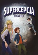 Okładka ksiązki - Supercepcja. Początek