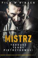"""Okładka książki - Mistrz. Tadeusz """"Teddy"""