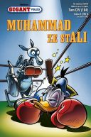 Okładka ksiązki - Muhammad ze stali