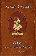Okładka książki - Pippi na Południowym Pacyfiku
