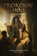 Okładka książki - Prorokini Anna