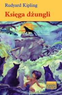 Okładka książki - Księga dżungli