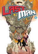 Okładka książki - Lastman, tom 6