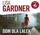 Okładka ksiązki - Dom dla lalek. Audiobook