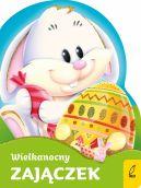 Okładka ksiązki - Wielkanocny zajączek