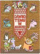 Okładka ksiązki - Dawno temu w Mamoko