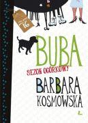 Okładka ksiązki - Buba sezon ogórkowy
