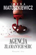 Okładka książki - Agencja złamanych serc