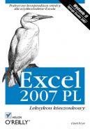 Okładka książki - Excel 2007 PL. Leksykon kieszonkowy. Wydanie II