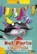 Okładka książki - Czytamy bez mamy. Kot Papla i skarpetki