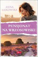Okładka książki - Pensjonat na wrzosowisku