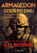 Okładka książki - Armagedon dzień po dniu