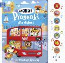 Okładka - Angielskie piosenki dla dzieci. Słuchaj i śpiewaj