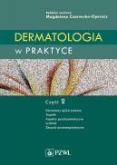 Okładka - Dermatologia w praktyce. Część 2