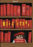 Okładka książki - Biblioteka. Śledztwa Emily Lime