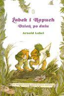Okładka ksiązki - Żabek i Ropuch. Dzień po dniu