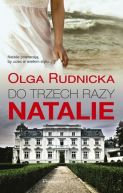 Okładka ksiązki - Do trzech razy Natalie