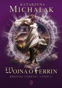 Okładka ksiązki - Wojna o Ferrin