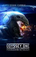 Okładka - Odyssey One. Przebudzenie Odyseusza