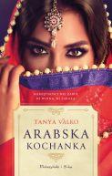 Okładka ksiązki - Arabska kochanka