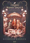 Okładka ksiązki - Podróż na koniec świata. Klątwa Helmsleyów