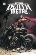 Okładka książki - Batman Death Metal. Tom 1