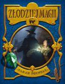 Okładka ksiązki - Złodziej magii