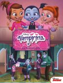 Okładka książki - Vampirina. Kocham ten film