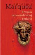 Okładka ksiązki - Kronika zapowiedzianej śmierci