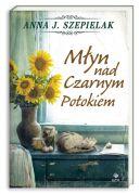 Okładka książki - Młyn nad Czarnym Potokiem