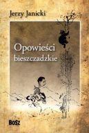 Okładka książki - Opowieści bieszczadzkie. Nieludzki doktor i inne opowiadania