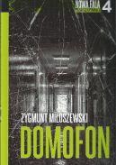 Okładka ksiązki - Domofon