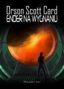 Okładka ksiązki - Ender na wygnaniu