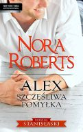 Okładka książki - Alex. Szczęśliwa pomyłka