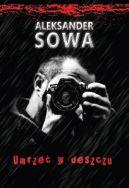 Okładka ksiązki - Umrzeć w deszczu