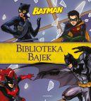 Okładka - Batman. Biblioteka Bajek