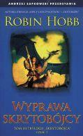 Okładka książki - Wyprawa Skrytobójcy