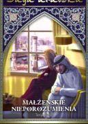 Okładka ksiązki - Saga arabska tom 10. Małżeńskie nieporozumienia