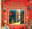 Okładka ksiązki - Baśnie braci Grimm
