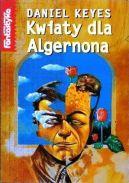 Okładka ksiązki - Kwiaty dla Algernona