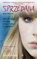 Okładka książki - Sprzedana: Moja historia
