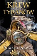 Okładka ksiązki - Krew tyranów