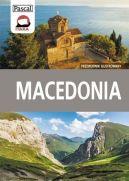 Okładka ksiązki - Macedonia. Przewodnik ilustrowany