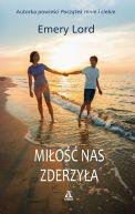 Okładka ksiązki - Miłość nas zderzyła