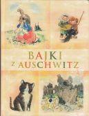 Okładka książki - Bajki z Auschwitz